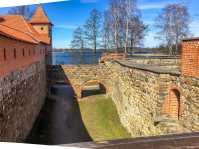 Trakai Island Castle / Lituania