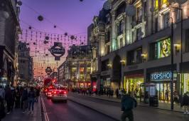 Oxford street / London