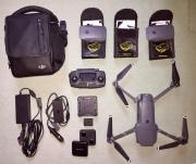 My drone equipment