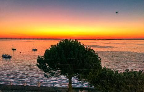 Sunrise - Oleron Island